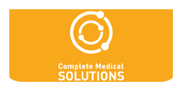 Complete Medical Solutions logo